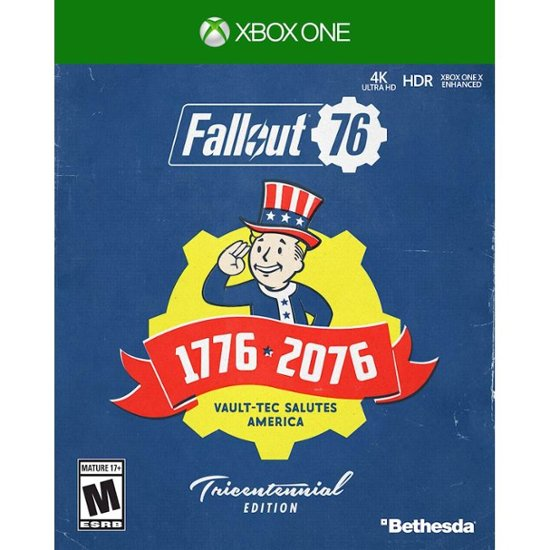 Bethesda Softworks Fallout 76 Tricentennial Edition Xbox One Game