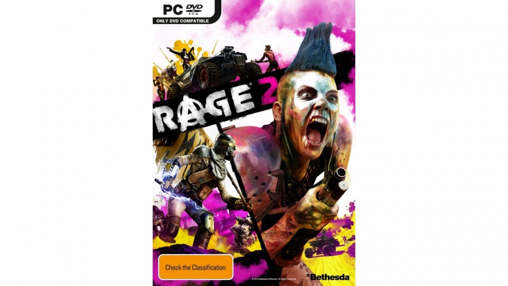 Bethesda Softworks Rage 2 PC Game