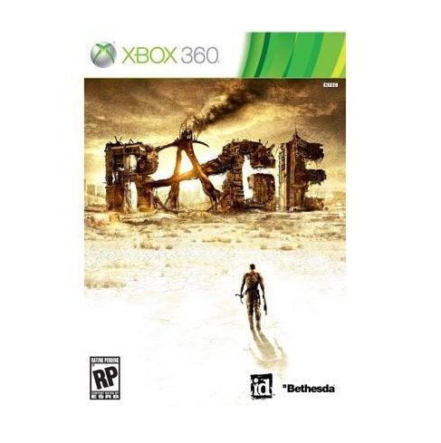 Bethesda Softworks Rage Refurbished Xbox 360 Game