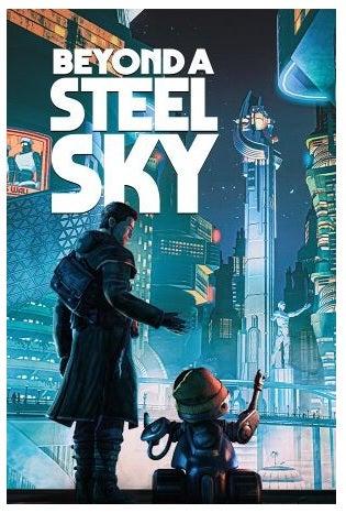 Revolution Beyond A Steel Sky PC Game