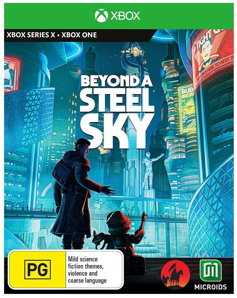 Revolution Beyond A Steel Sky Xbox Series X Game