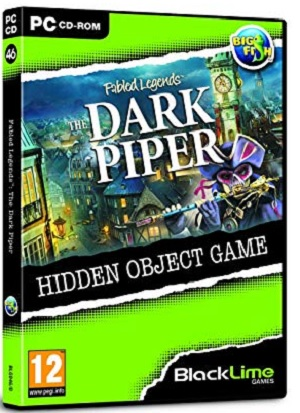 Big Fish Games Fabled Legends The Dark Piper Hidden Object Game PC Game