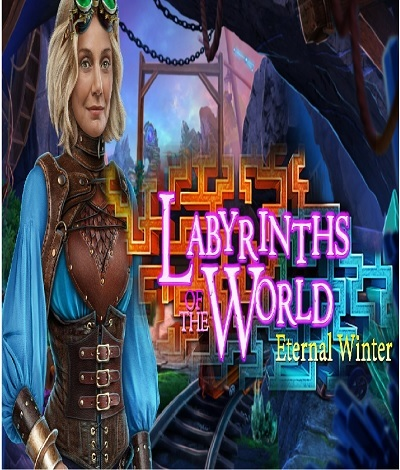 Big Fish Games Labyrinths Of The World Eternal Winter Xbox Series X Game