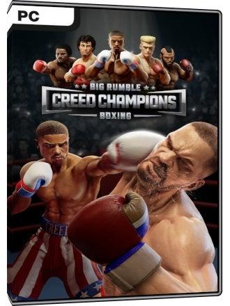 Survios Big Rumble Boxing Creed Champions PC Game