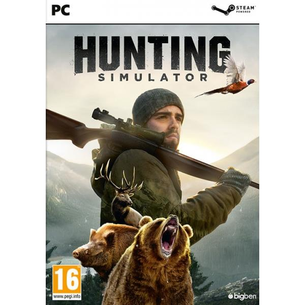 Bigben Interactive Hunting Simulator PC Game