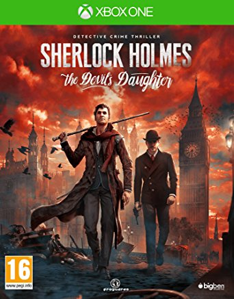 Bigben Interactive Sherlock Holmes The Devils Daughter Xbox One Game