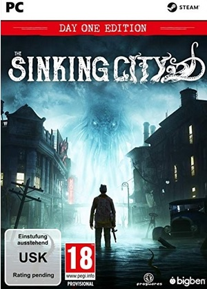 Bigben Interactive The Sinking City Day One Edition PC Game
