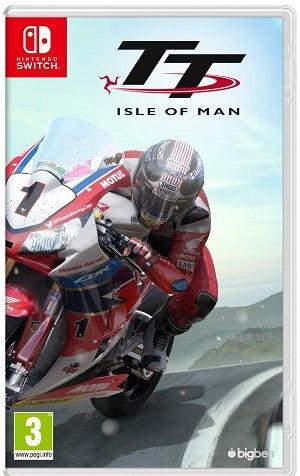 Bigben Interactive Tt Isle Of Man Ride On The Edge Nintendo Switch Game