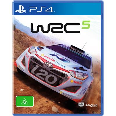 Bigben Interactive WRC 5 PS4 Playstation 4 Game