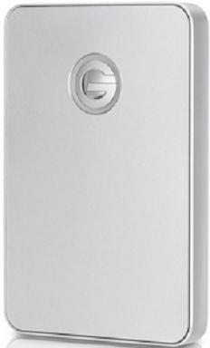 GTech 0G01993 G-DRIVE 750GB External Hard Drive