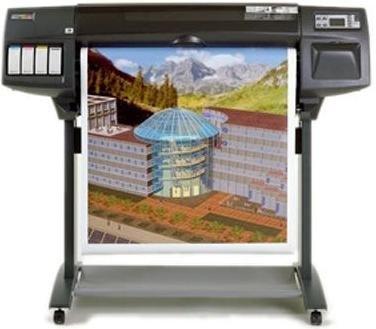 HP Designjet 1050C Plus Printer