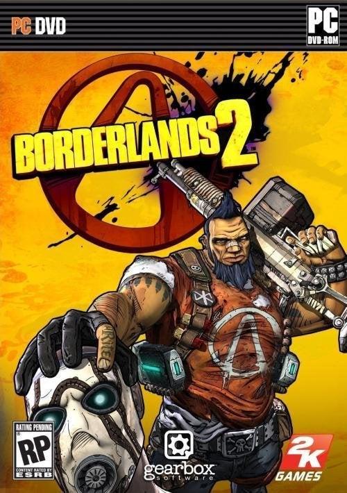 2k Games Borderlands 2 PC Game
