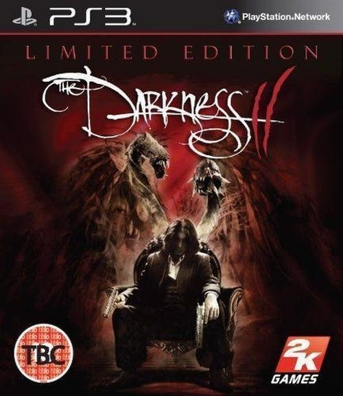 2k Games Darkness 2 Limited Edition PS3 Playstation 3 Game