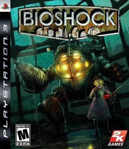 2K Games BioShock PS3 Playstation 3 Game