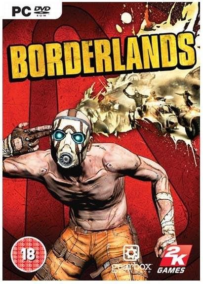 2k Games Borderlands PC Game