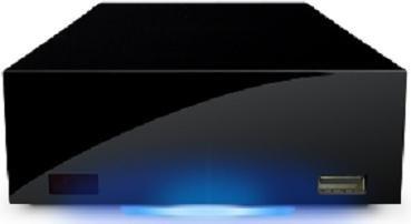 LaCie LaCinema Classic 301865KUA 2000GB External Hard Drive