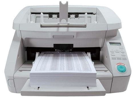 Canon DR7550C Scanner