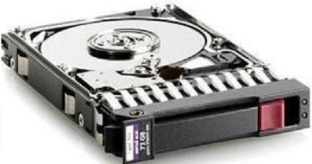 Hewlett Packard 384842-B21 72GB SAS Hard Drive