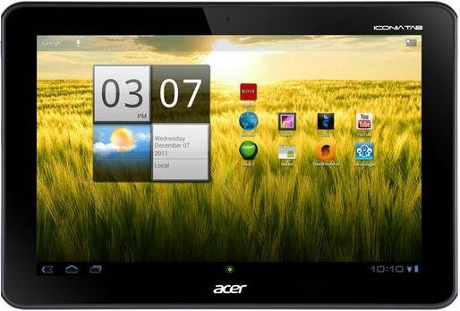 Acer Iconia Tab A200 Wi-Fi 16GB Tablet