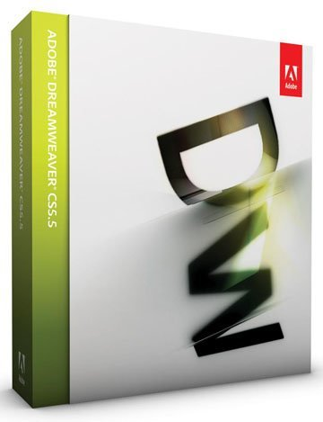 Adobe Dreamweaver CS5.5 Mac Graphics Software