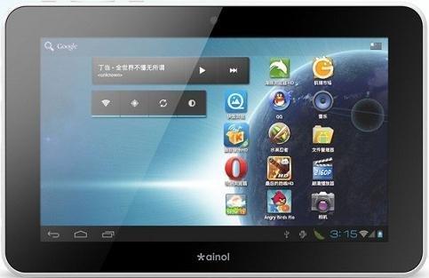 Ainol Novo 7 Aurora WiFi 8GB Tablet