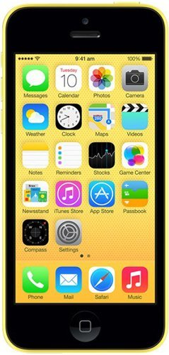Apple iPhone 5C 16GB Mobile Cell Phone