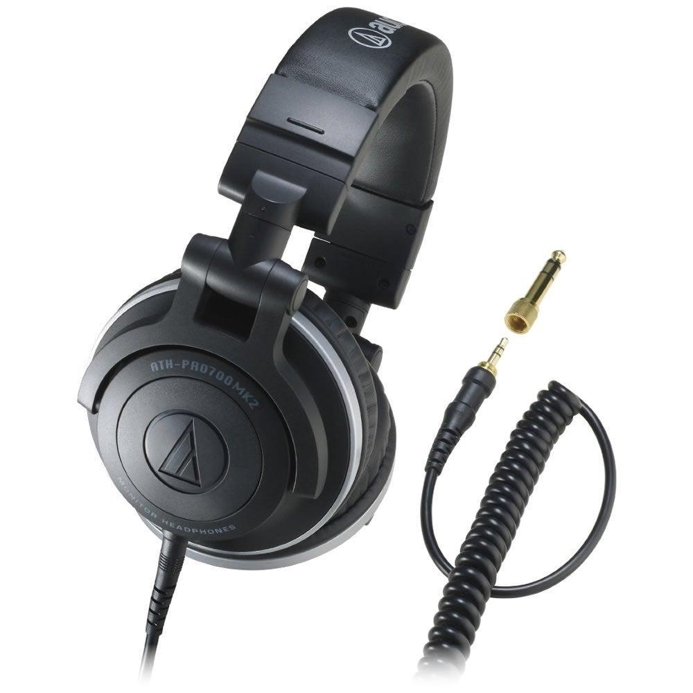 Audio-Technica ATH-PRO700MK2 Black