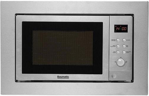 Baumatic BAM253TK Microwave Oven