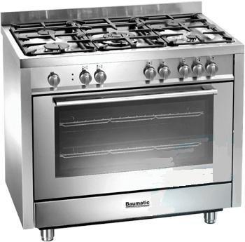 Baumatic BAU91GG Oven
