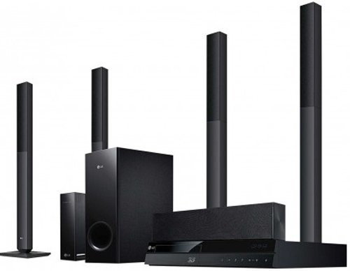 LG BH6520TW Home Theater System