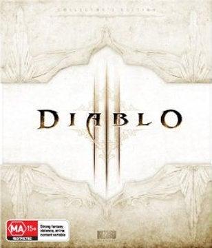 Blizzard Diablo III Collector's Edition PC Game