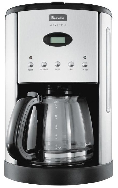 Breville BCM600 Coffee Maker