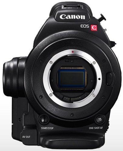Canon EOS C100 Camcorder