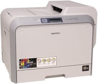 Samsung CLP500 Printer