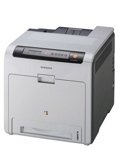 Samsung CLP610ND Printer