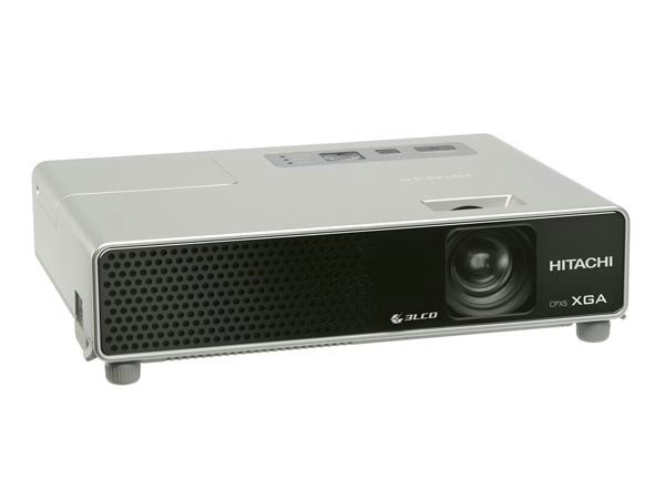 Hitachi CPX5 LCD Projector