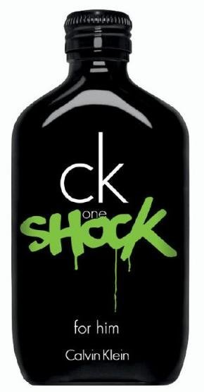 Calvin Klein CK One Shock 100ml EDT Men's Cologne