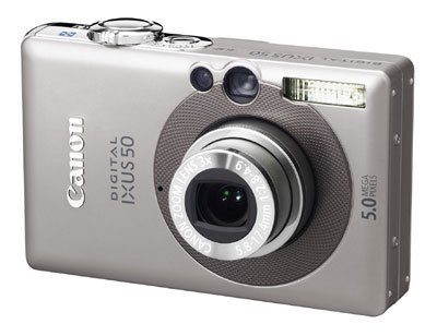 Canon Ixus 50 Digital Camera