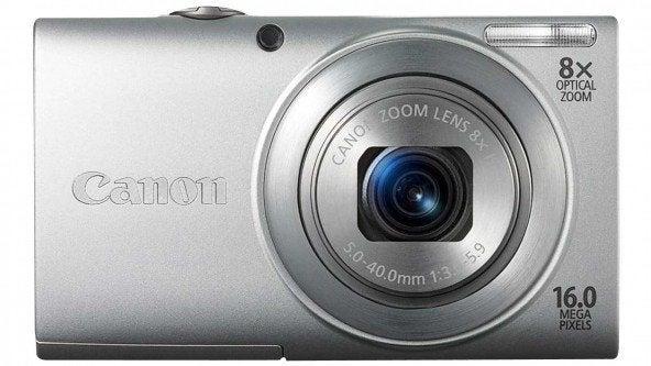 Canon PowerShot A4000 IS Digital Camera