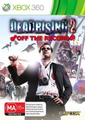 Capcom Dead Rising 2 Off the Record Xbox 360 Game