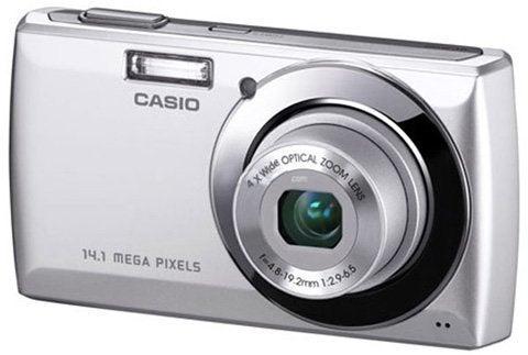 Casio EXILIM QV-R100 Digital Camera