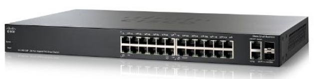 Cisco SG200-26 Networking Switch