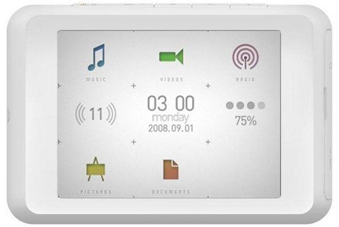 Cowon C2 8GB MP3 Player