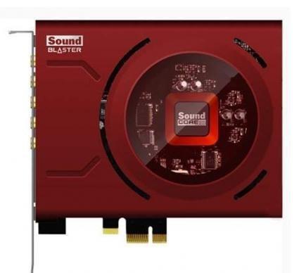 Creative Sound Blaster Z SB-1500 Sound Card