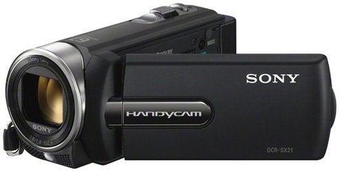 Sony Handycam DCR-SX21 Camcorder