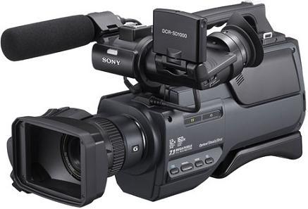 Sony DCR-SD1000E Camcorder
