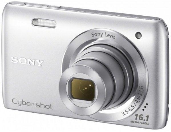 Sony Cybershot DSC-W670 Digital Camera