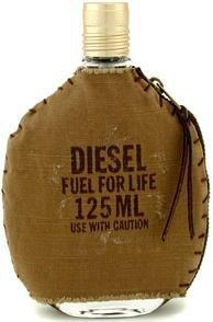 Diesel Fuel For Life 125ml EDT Men's Cologne