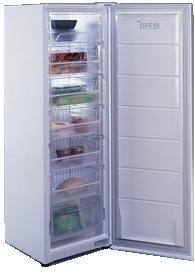 Fisher & Paykel E210 Freezer