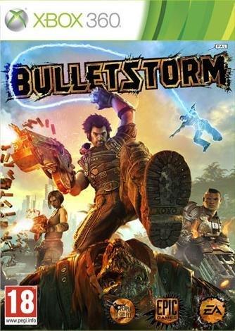 Electronic Arts Bulletstorm Xbox 360 Game